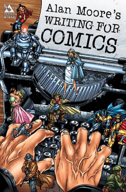 Writing For Comics (Vol 1 2003) #1 CVR A