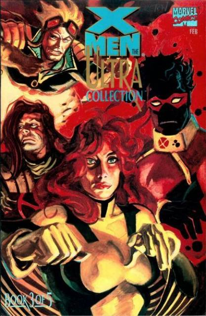 X-Men: Ultra Collection (Vol 1 1994) #3 CVR A