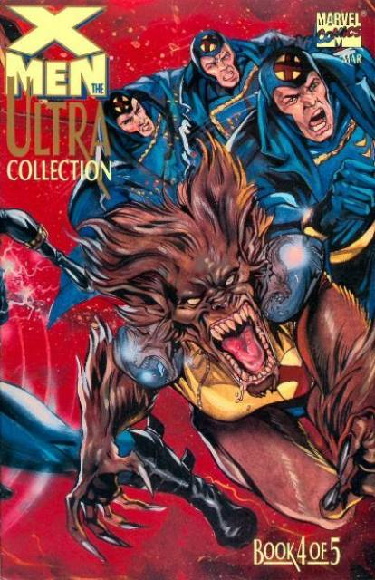 X-Men: Ultra Collection (Vol 1 1995) #4 CVR A