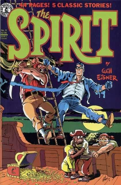 Spirit, The (Vol 1 1982) #9 CVR A