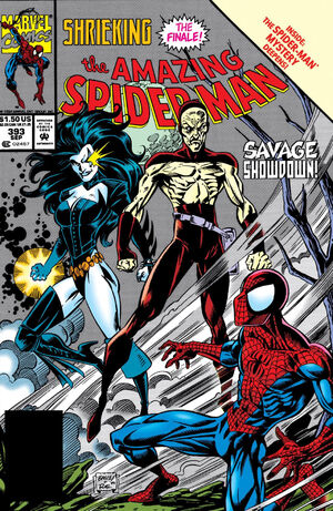 Amazing Spider-Man #393