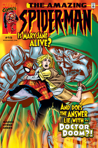 Amazing Spider-Man (Vol 2 2000) #15