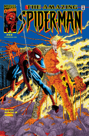 Amazing Spider-Man (Vol 2 2001) #23