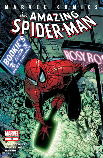 Amazing Spider-Man (Vol 2 2002) #40