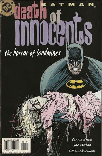 Batman: Death of Innocents (Vol 1 1996) #1 CVR A