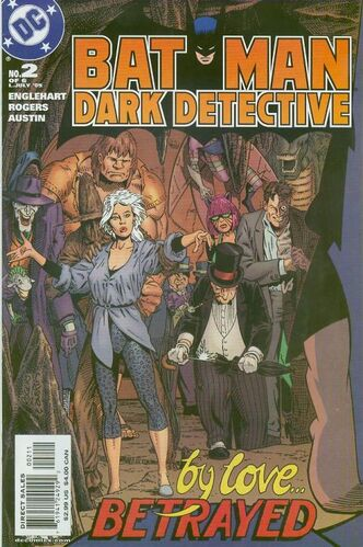 Batman: Dark Detective (Vol 1 2005) #2 CVR A