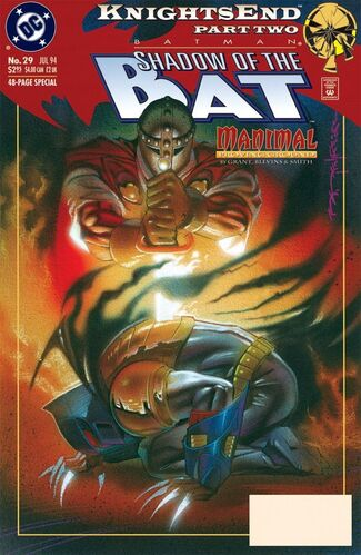 Batman: Shadow of the Bat (Vol 1 1994) #29 CVR A