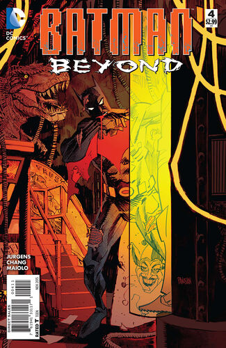 Batman Beyond (Vol 5 2015) #4 CVR A