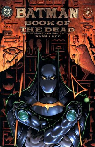 Batman Book of the Dead (Vol 1 1999) #1 CVR A