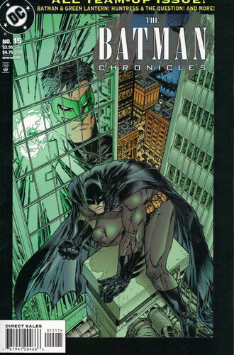 Batman Chronicles (Vol 1 1998) #15 CVR A