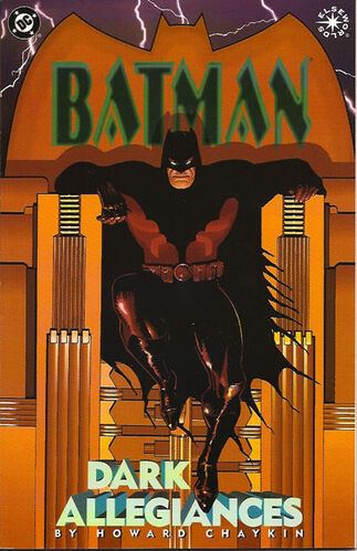 Batman: Dark Allegiances (Vol 1 1996) #1 CVR A