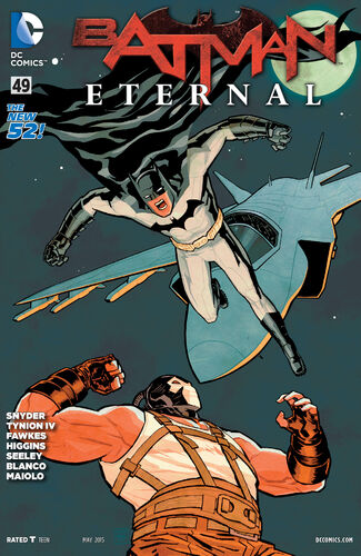 Batman Eternal (Vol 1 2015) #49 CVR A