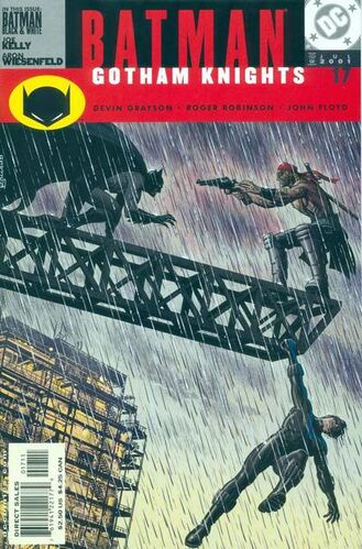 Batman: Gotham Knights (Vol 1 2001) #17 CVR A
