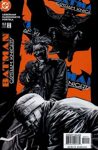 Batman: Gotham Knights (Vol 1 2004) #52 CVR A
