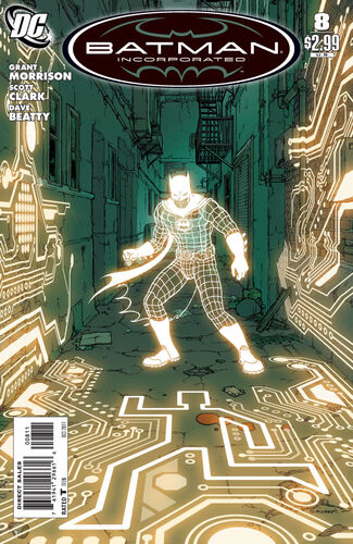 Batman Incorporated (Vol 1 2011) #8 CVR A