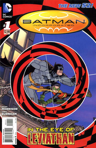 Batman Incorporated (Vol 2 2012) #1 CVR A
