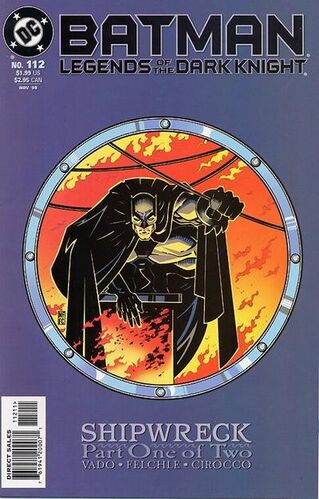 Batman: Legends of the Dark knight (Vol 1 1998) #112 CVR A