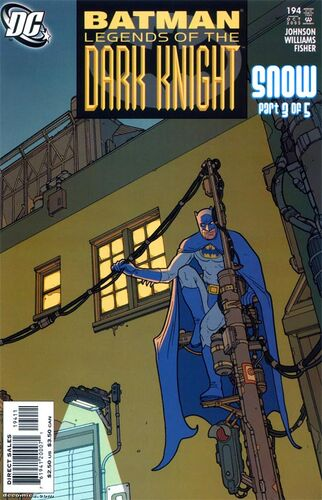 Batman: Legends of the Dark knight (Vol 1 2005) #194 CVR A