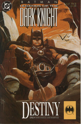 Batman: Legends of the Dark knight (Vol 1 1992) #35 CVR A