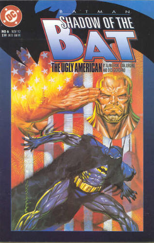 Batman: Shadow of the Bat (Vol 1 1992) #6 CVR A