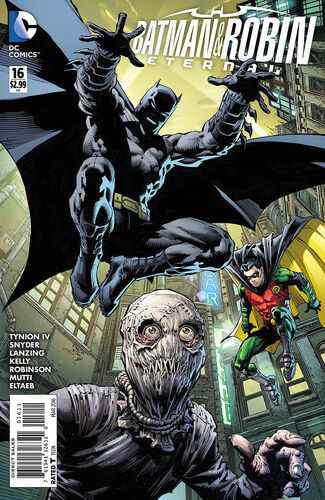 Batman and Robin Eternal (Vol 1 2016) #16 CVR A