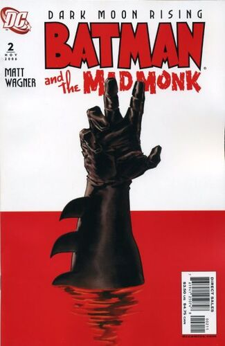 Batman: The Mad Monk (Vol 1 2006) #2 CVR A
