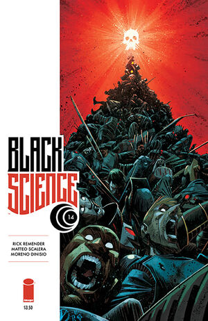 Black Science (Vol 1 2015) #14 CVR A