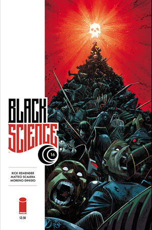 Black Science (Vol 1 2015) #16 CVR A