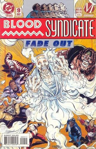 Blood Syndicate (Vol 1 1993) #9 CVR A
