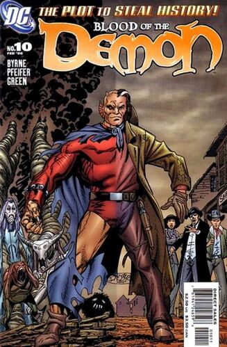 Blood of the Demon (Vol 1 2006) #10 CVR A