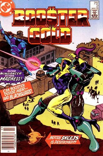 Booster Gold (Vol 1 1986) #2