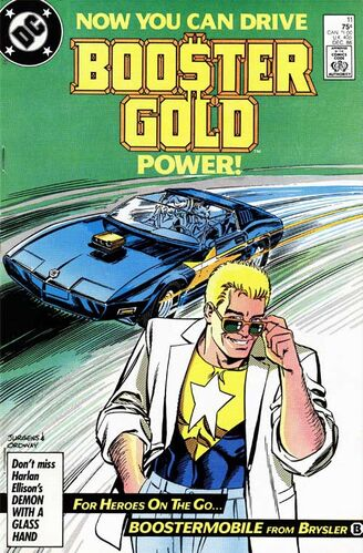 Booster Gold (Vol 1 1986) #11