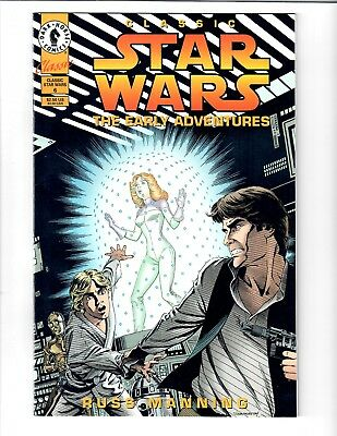 Classic Star Wars - The Early Adventures (Vol 1 1995) #6 CVR A