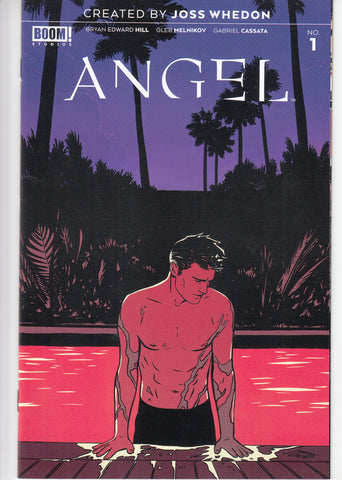 Angel #1 1/20 Jonathan Case Variant