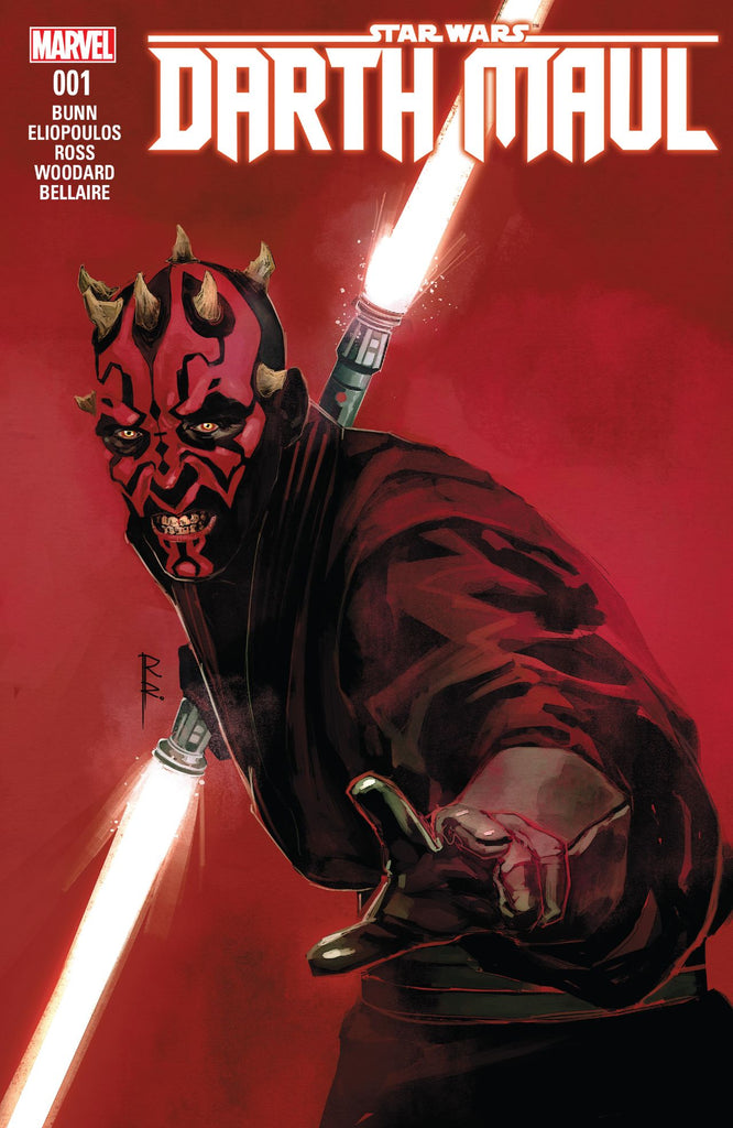 Star Wars - Darth Maul (Vol 1 2017) #1 CVR A