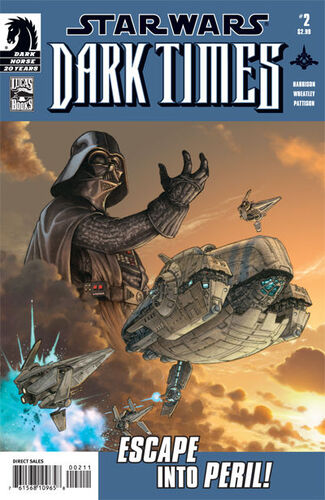 Star Wars - Dark  Times (Vol 1 2007) #2 CVR A
