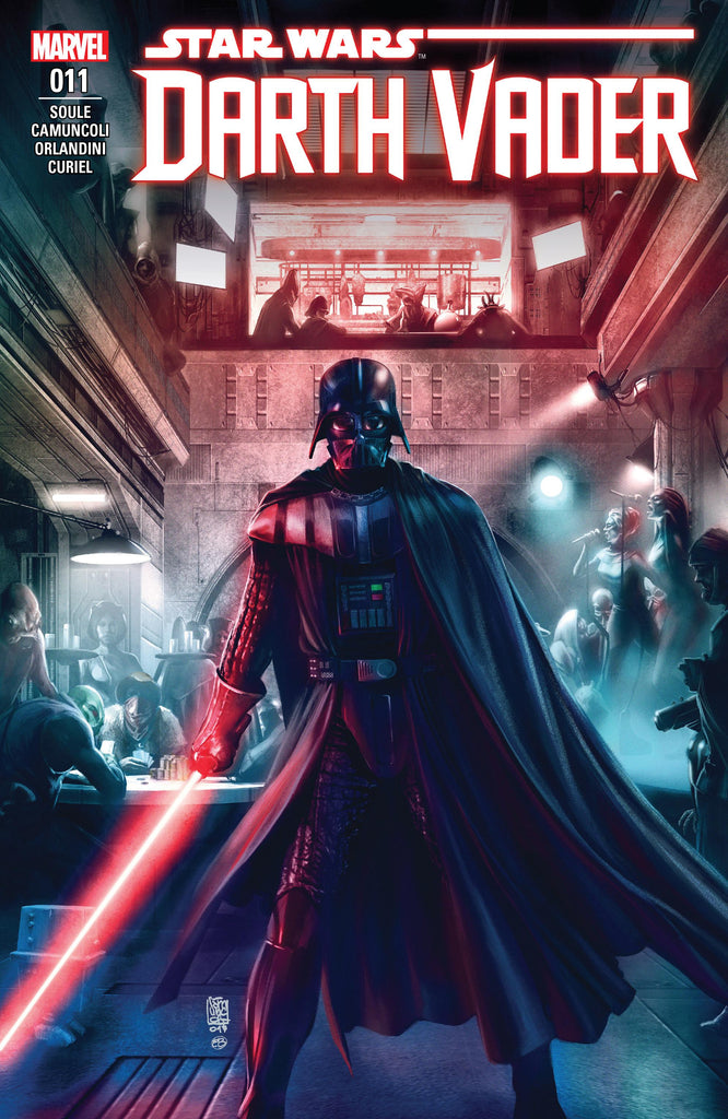 Star Wars - Darth Vader (Vol 2 2018) #11 CVR A