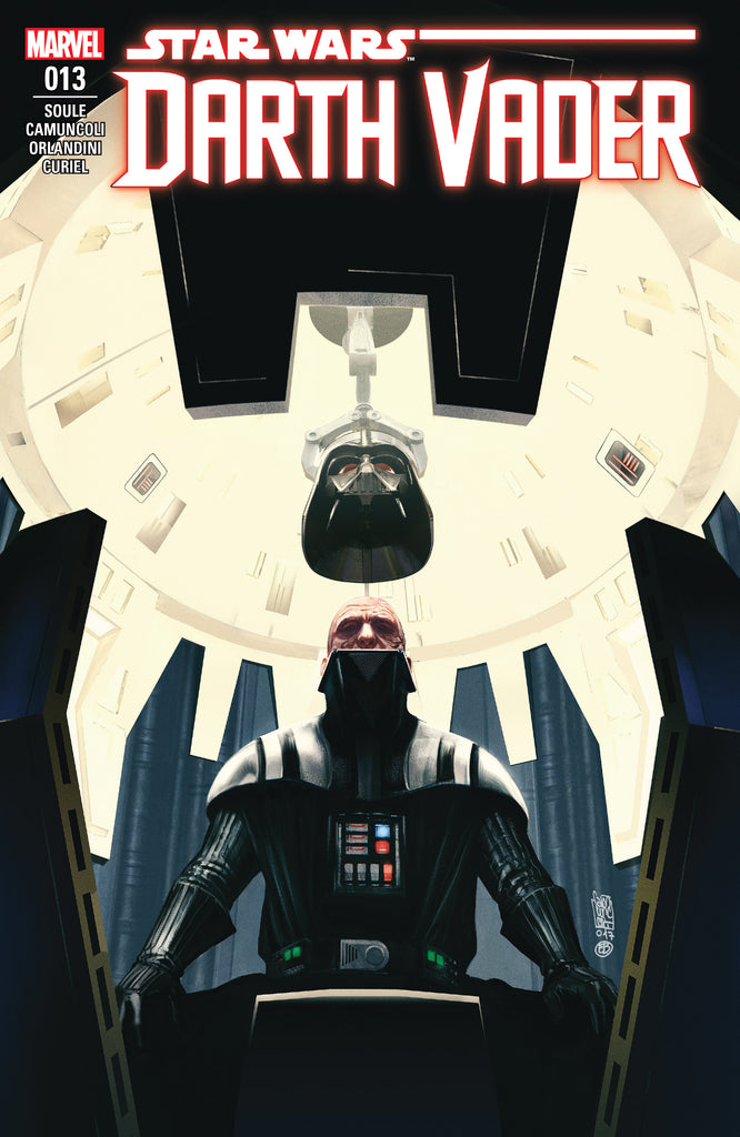 Star Wars - Darth Vader (Vol 2 2018) #13 CVR A