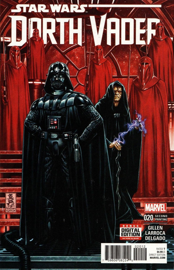 Star Wars - Darth Vader (Vol 1 2016) #20 2nd Print