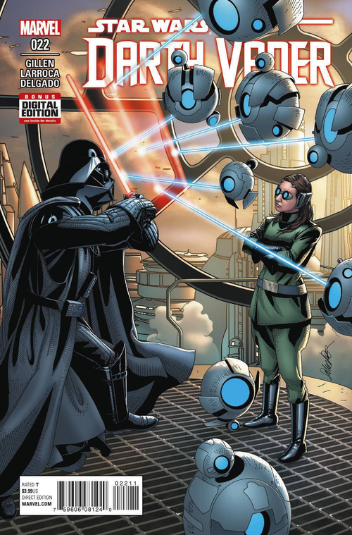 Star Wars - Darth Vader (Vol 1 2016) #22 CVR A