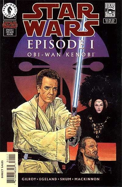 Star Wars - Episode I, Obi-Wan Kenobi (Vol 1 1999) #1 CVR A