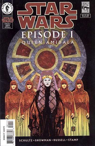 Star Wars - Episode I, Queen Amidala (Vol 1 1999) #1 CVR A