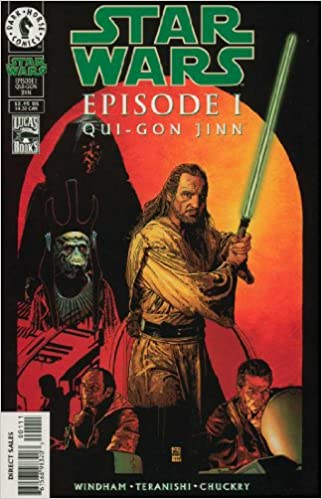 Star Wars - Episode I, Qui-Gon Jinn (Vol 1 1999) #1 CVR A