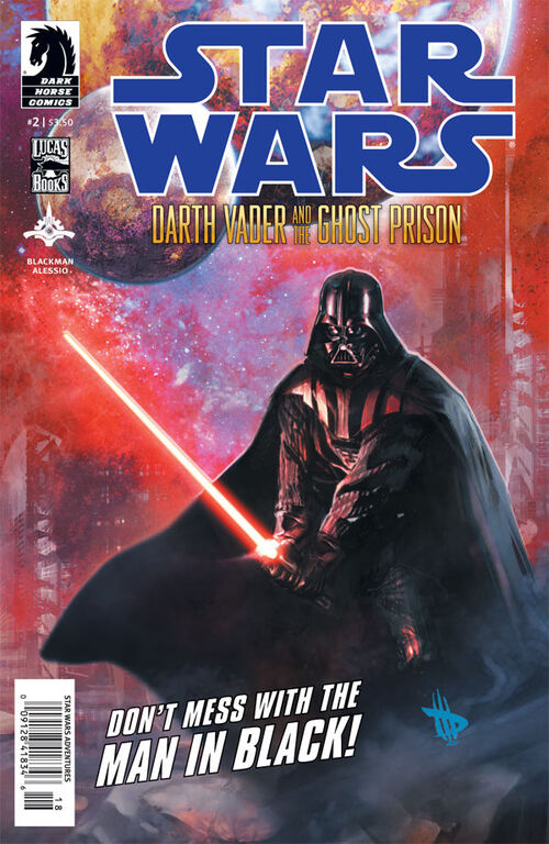 Star Wars - Darth Vader and the Ghost Prison (Vol 1 2012) #2 CVR A