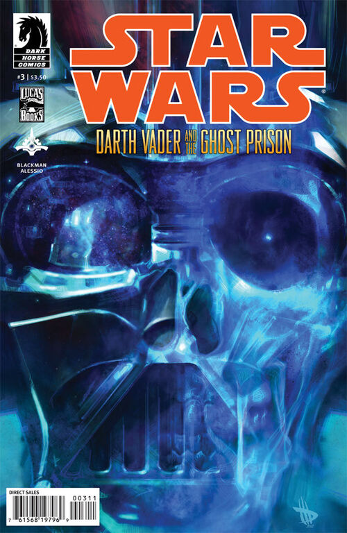 Star Wars - Darth Vader and the Ghost Prison (Vol 1 2012) #3 CVR A