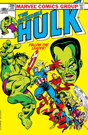 Incredible Hulk (Vol 1 1968) #284 CVR A