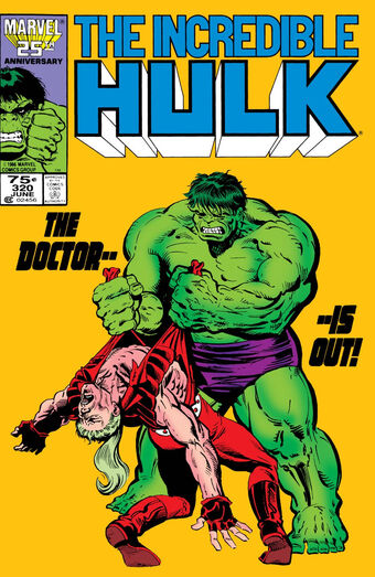 Incredible Hulk (Vol 1 1968) #320 CVR A