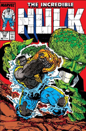 Incredible Hulk (Vol 1 1968) #342 CVR A