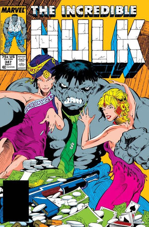 Incredible Hulk (Vol 1 1968) #347 CVR A