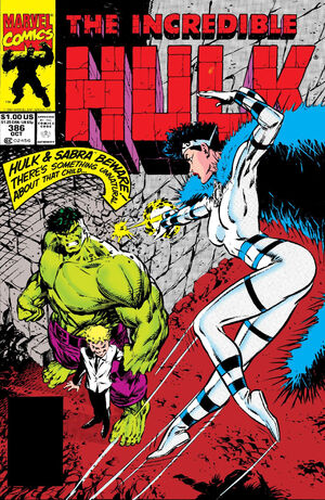 Incredible Hulk (Vol 1 1968) #386 CVR A